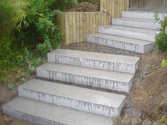 Treppen Kandler Garten Landschaftsbau Göttingen Bovenden